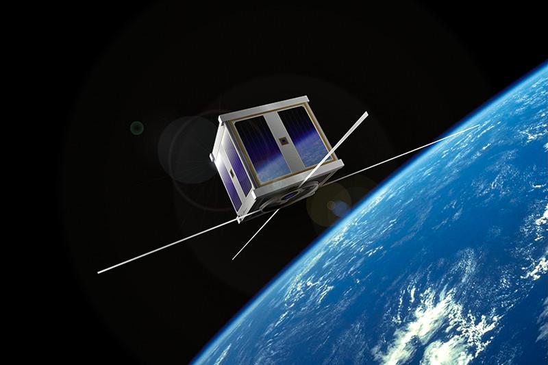 Самый популярный формат современных маленьких спутников CubeSat 10 х 10 х 10 см, придуманный для массового и недорогого использования