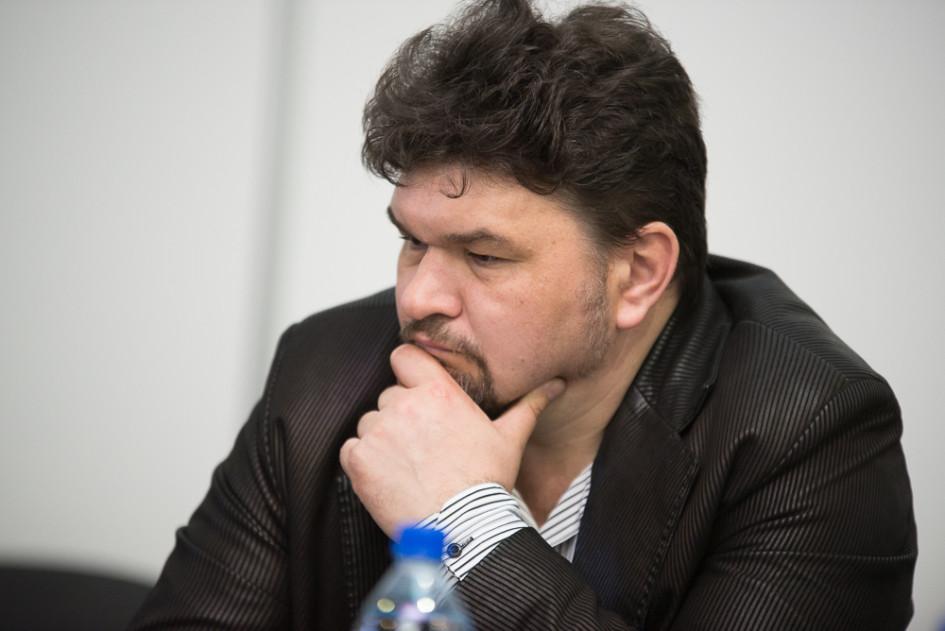 Алексей Цепляев, заместитель генерального директора ООО «Объединенные питомники»