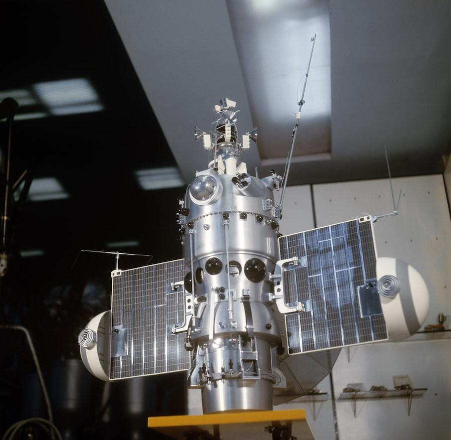 Межпланетная станция «Марс-1», 1963 год