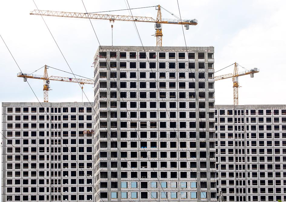 Каждая десятая квартира в новостройках Москвы в этом году была куплена в инвестиционных целях