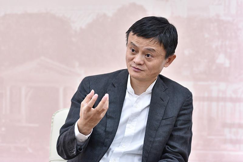 Основатель Alibaba Джек Ма навстрече врамках ПМЭФ