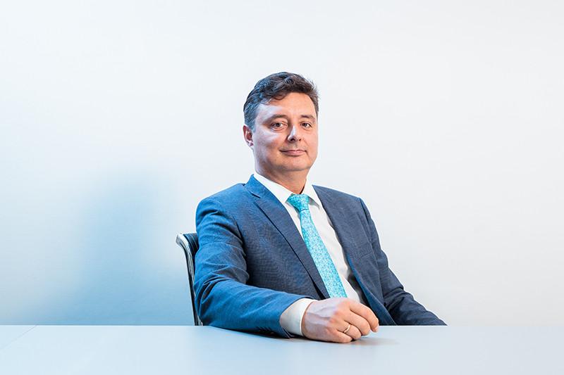 Главный управляющий активами УК «Промсвязь» Александр Присяжнюк