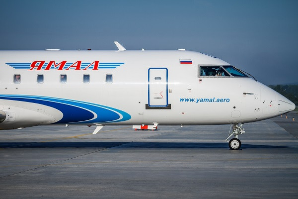 """АК """"Ямал"""", получающая большие субсидии из ямальского бюджета,обновляет свой авиапарк"""