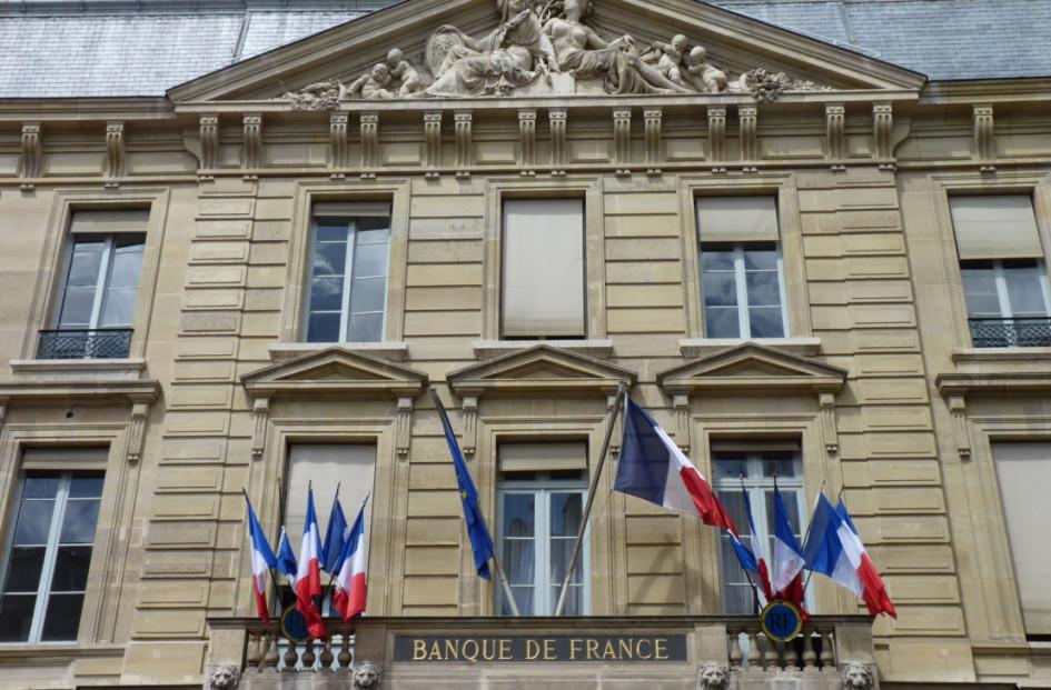 Здание Банка Франции в Париже