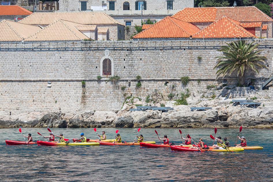 Lazareti в Дубровнике
