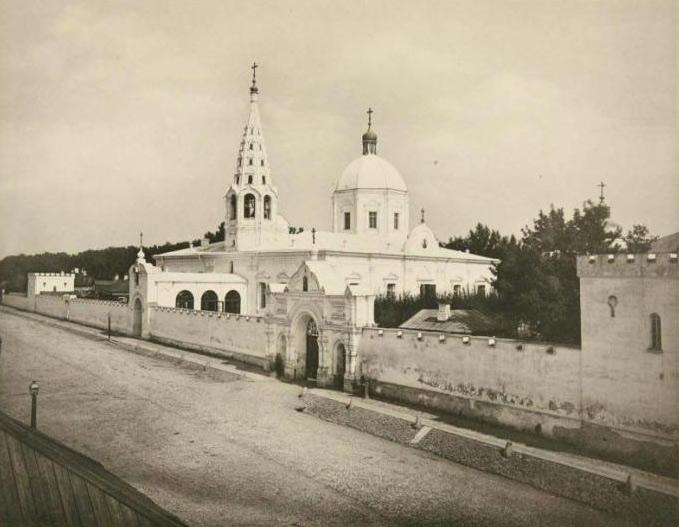 Ново-Алексеевский женский монастырь
