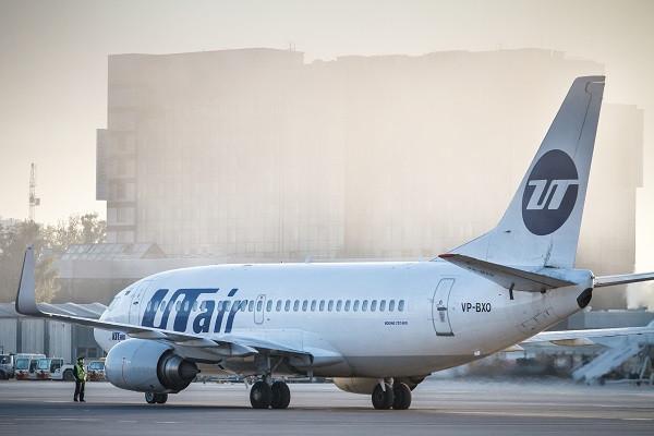 Так самолеты авиакомпании выглядели до ребрендинга