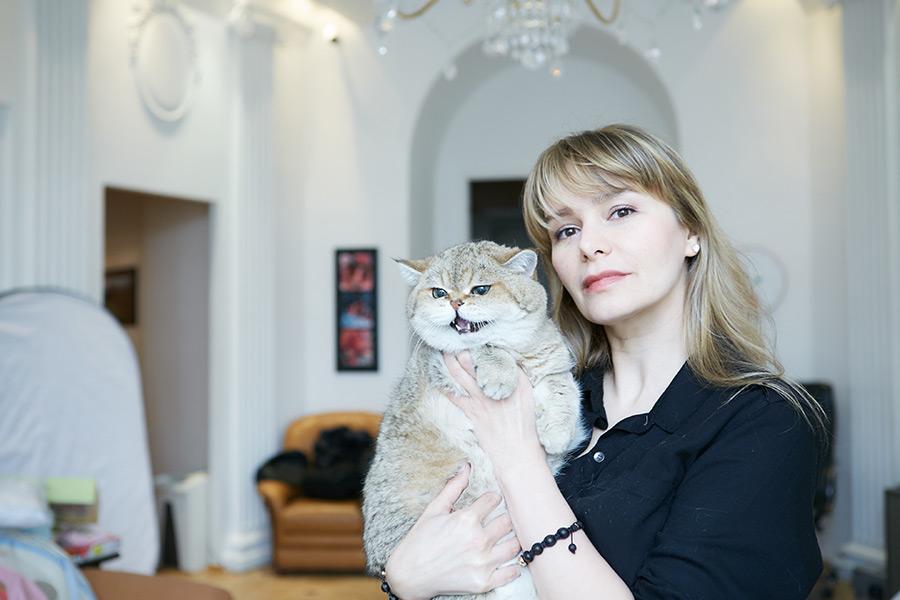 Елена Шелкова