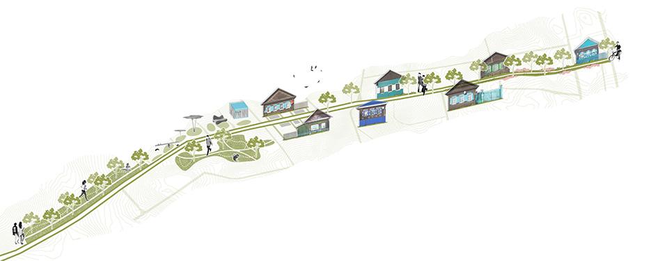Дизайн-код улицы в Тулуне