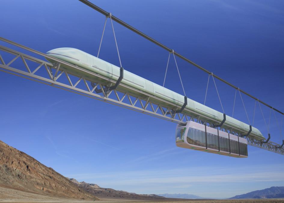 Надземная система транспорта Skyway