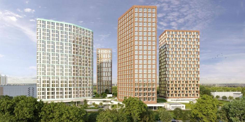 ЖК «Комплекс апартаментов Citimix (Ситимикс)»