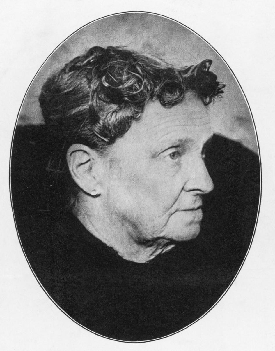 Гетти Грин в 1915 году
