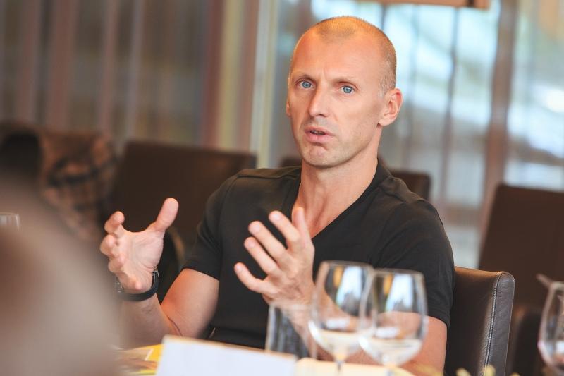 Богдан Яровой, совладелец венчурной компании SmartHub