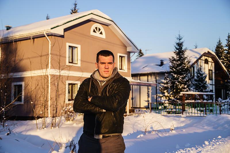 Основатель и владелец компании Luxury Cottage Константин Курепин