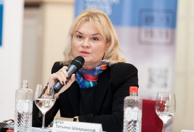Татьяна Шварцкопф, глава представительства агентства экономического развития федеральной земли Северный Рейн-Вестфалия в России