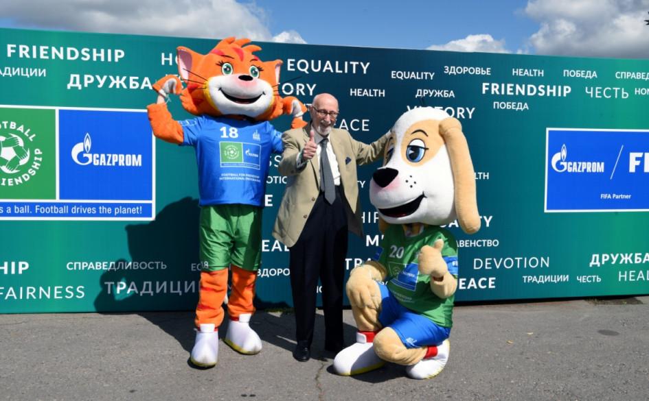 Фото: footballforfriendship.com