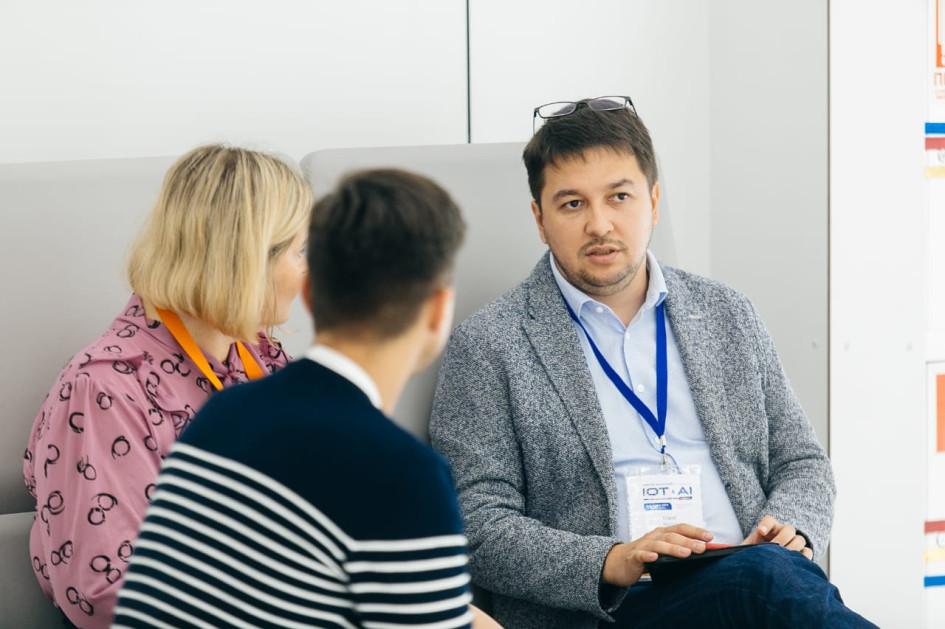 Фото: пресс-служба IoT&AI World Summit Russia