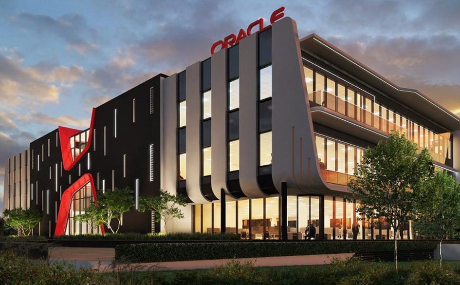 Здание Oracle в ЮАР