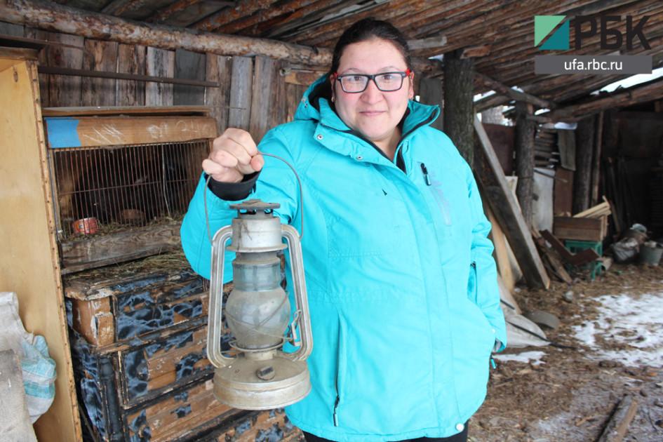 ФермерРита Миняева - единственная в деревне сделала скважину для воды.