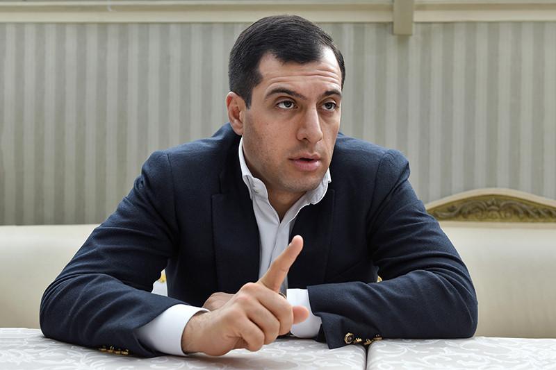 Чиновник управления Росреестра поСанкт-Петербургу Борис Авакян