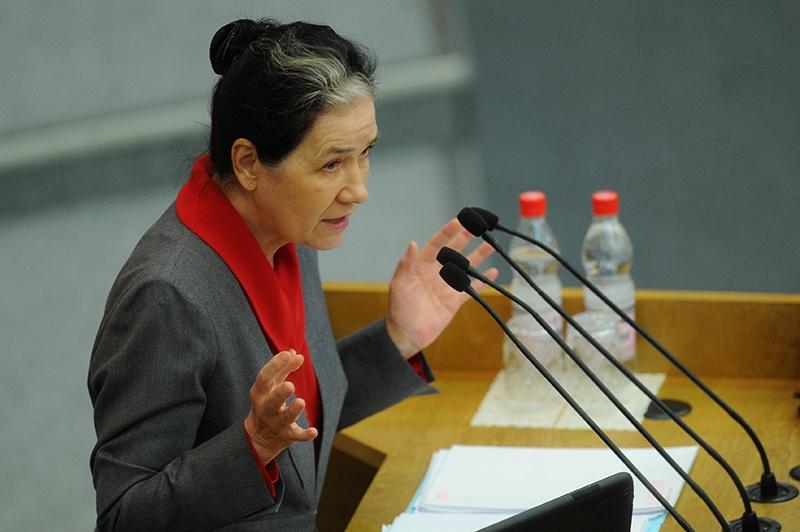 Председатель комитета Госдумы по жилищной политике и ЖКХ Галина Хованская