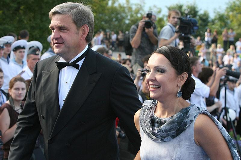 Супруга экс-губернатора Приморского края Сергея Дарькина Лариса Белоброва теперь владеет не только банком