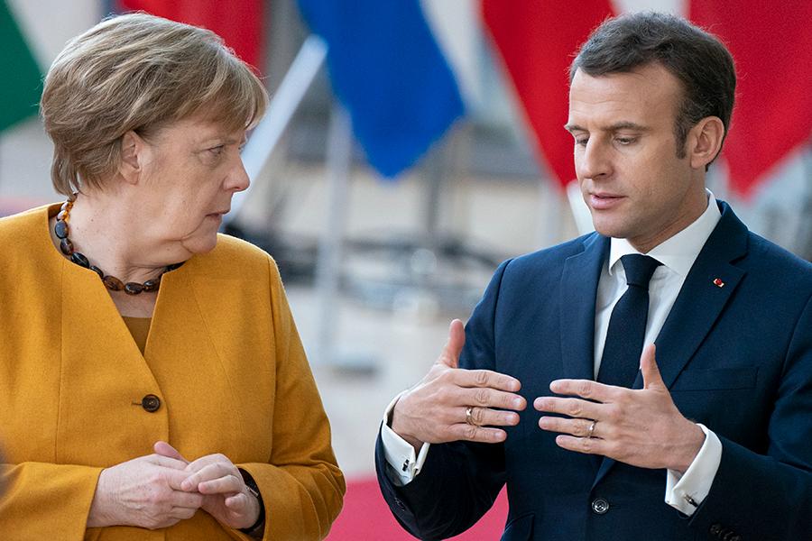 Как Германия и Франция делили руководящие посты в Евросоюзе
