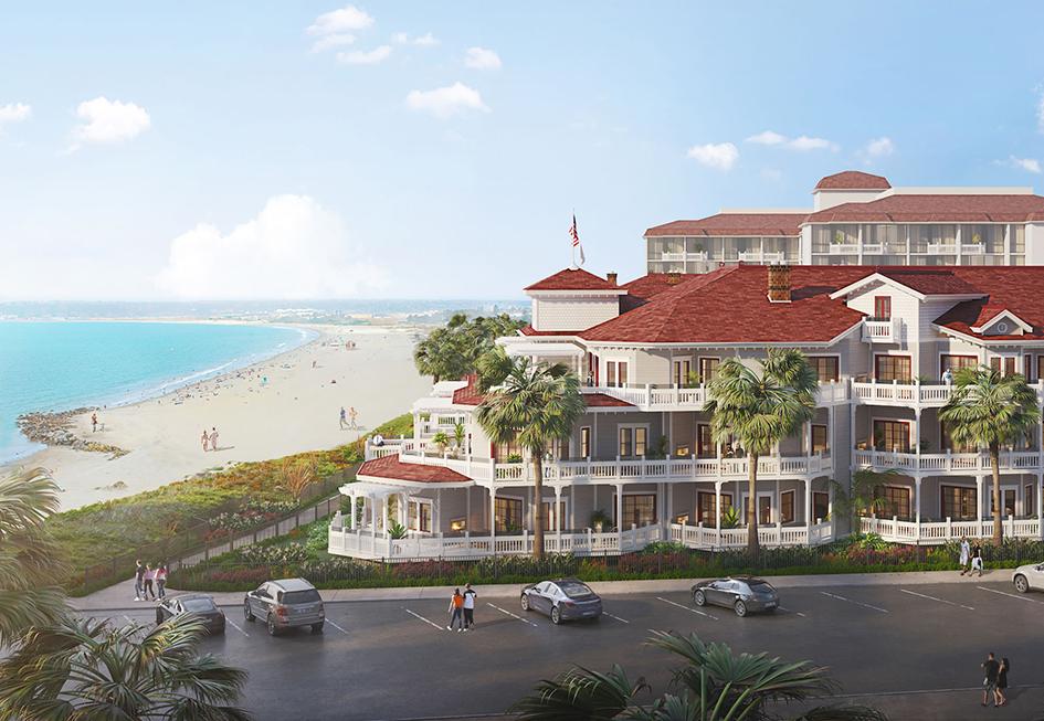 Фото: hoteldel.com