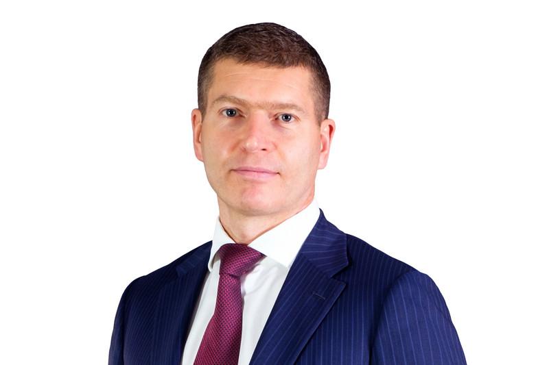 Бывший гендиректор группы «Эталон» Дмитрий Кашинский