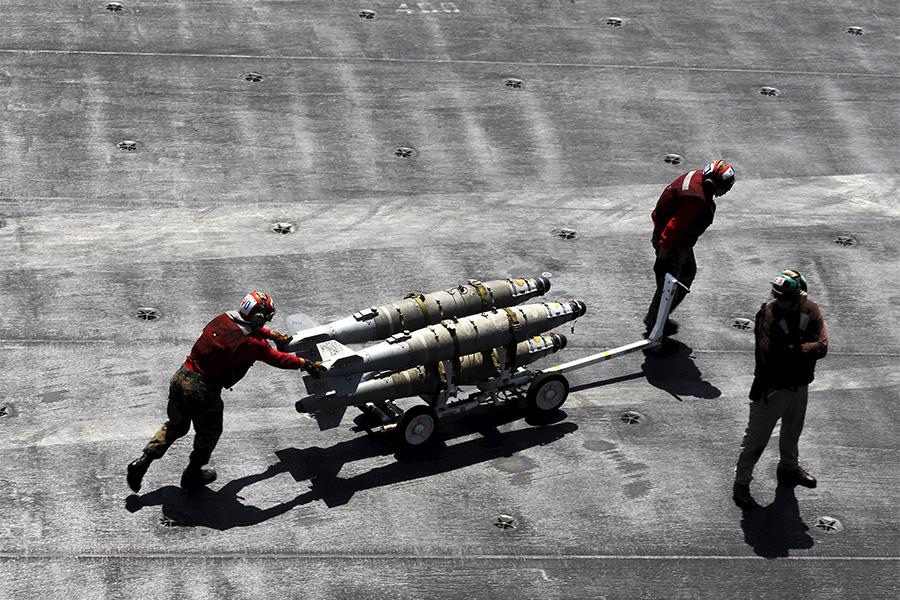 Фото: Hamad I Mohammed / Reuters