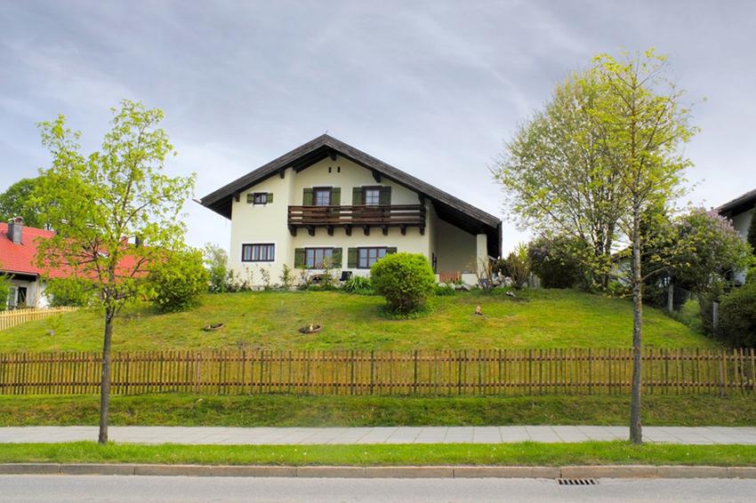Шале в Швейцарии...