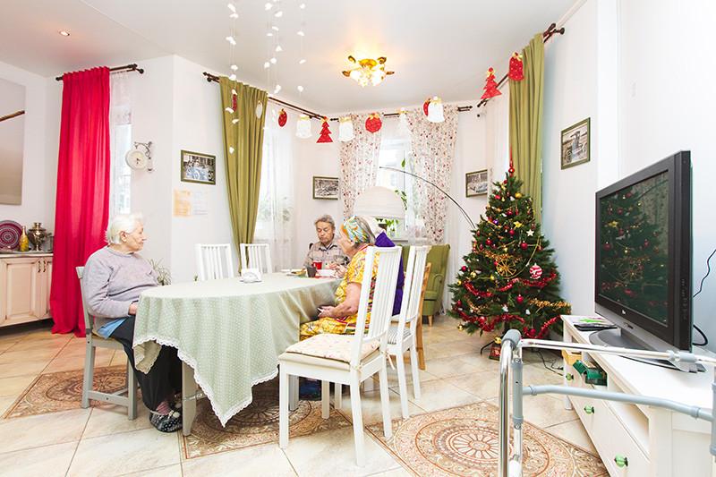 Опыт открытия дома престарелых как забрать родственника из дома престарелых