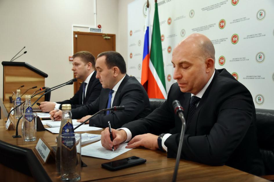 Фото: Пресс-служба Министерства строительства, архитектуры и ЖКХ РТ