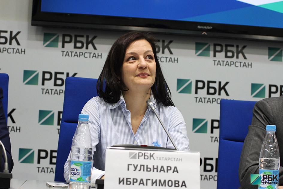 Директор филиала группы «Ренессанс страхование» в КазаниГульнара Ибрагимова