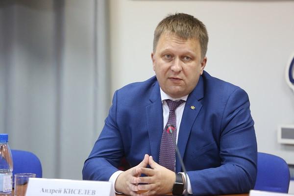 Заместитель губернатора Андрей Киселев