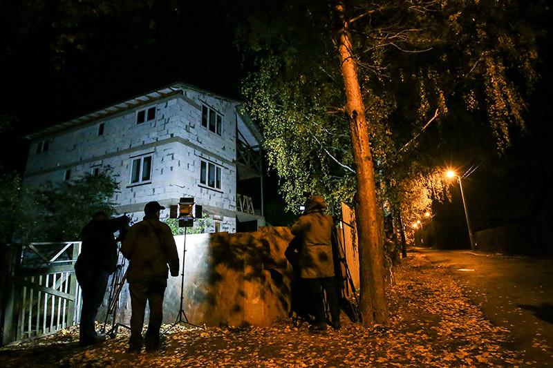 Хозяин дома наулице Школьной Валерий Золькин нашел тело красногорского стрелкаслучайно