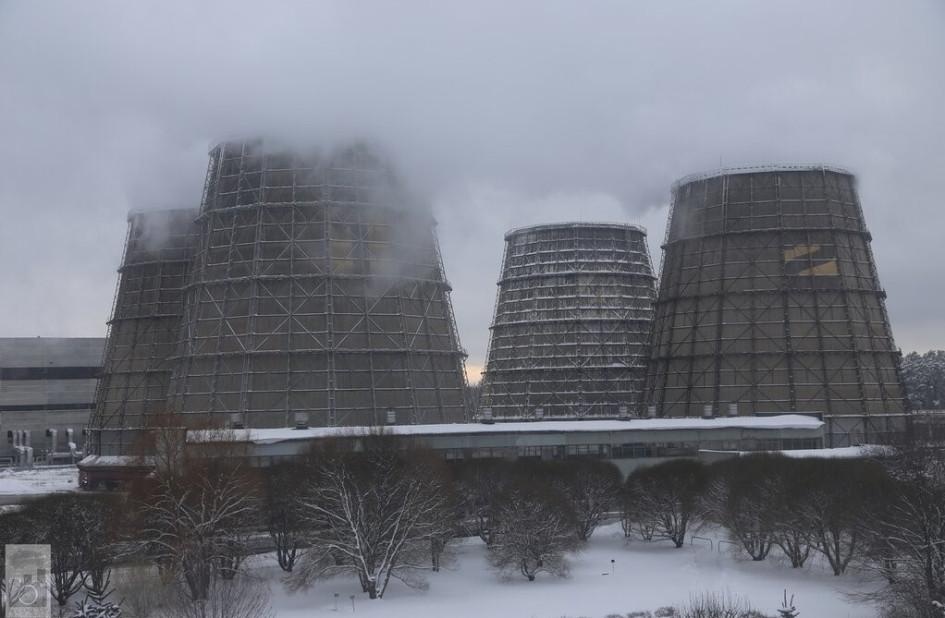 Территория Ново-Свердловской ТЭЦ