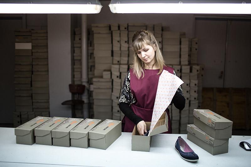 «Обувь России» увеличивает производственные мощности вдвое — до 1 млн пар
