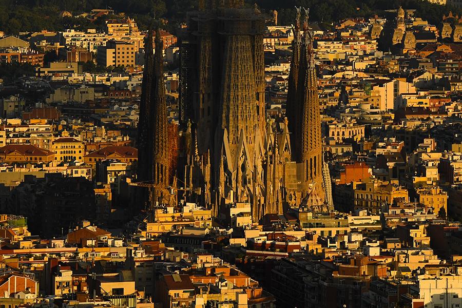 Искупительный храм Святого Семейства (Temple Expiatori de la Sagrada FamíliaTemple Expiatori de la Sagrada Família)
