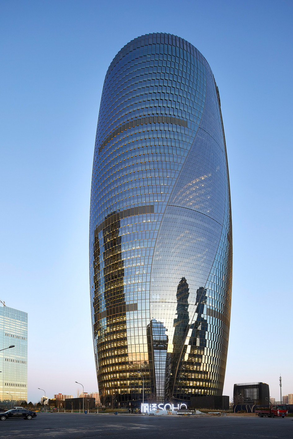 Фото: Zaha Hadid Architects