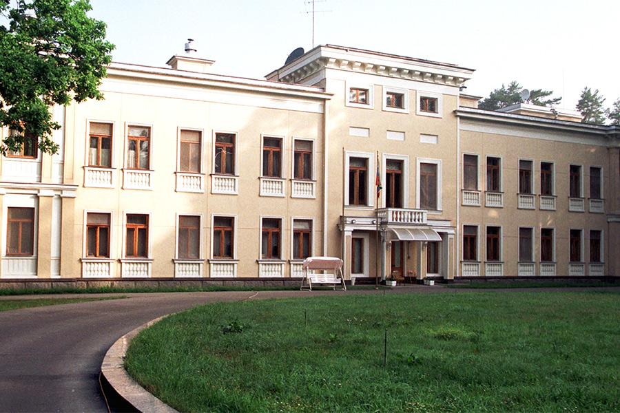 Резиденция президента России «Горки-9»
