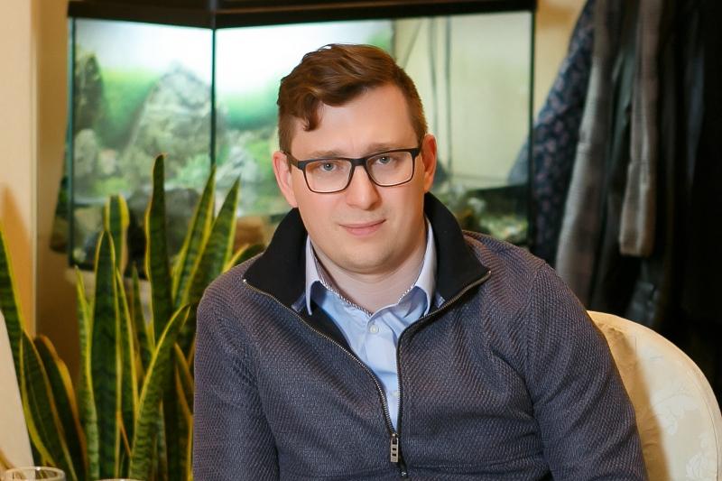 Максим Ткачев, исполнительный директор ГК «Табаско».