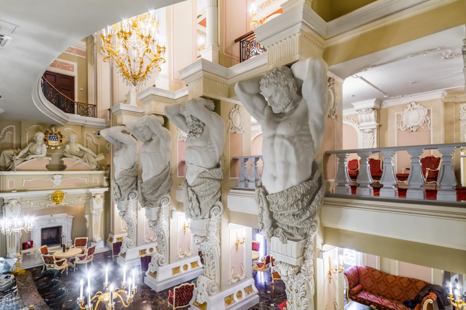 Фото: официальный сайт Taleon Imperial Hotel
