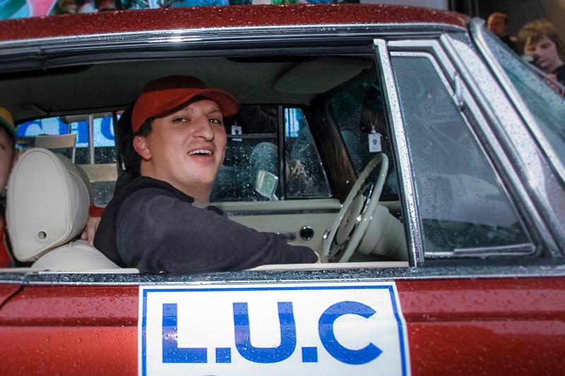 Шамалов-младший обожает автомобили и чаще других членов своей семьи появляется на публике  На фото: Кирилл Шамалов вовремяL.U.C Chopard Classic Weekend Rally