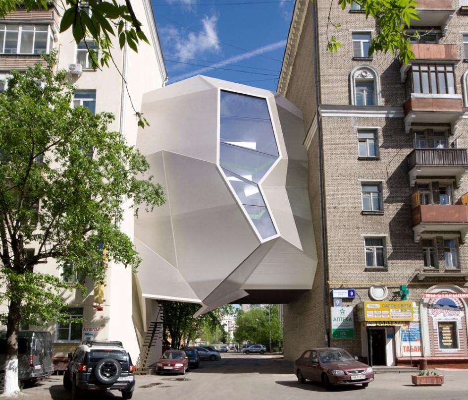 Фото: архитектурное бюро za bor