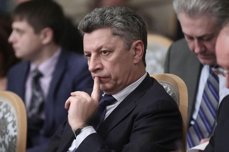 Юрий Бойко