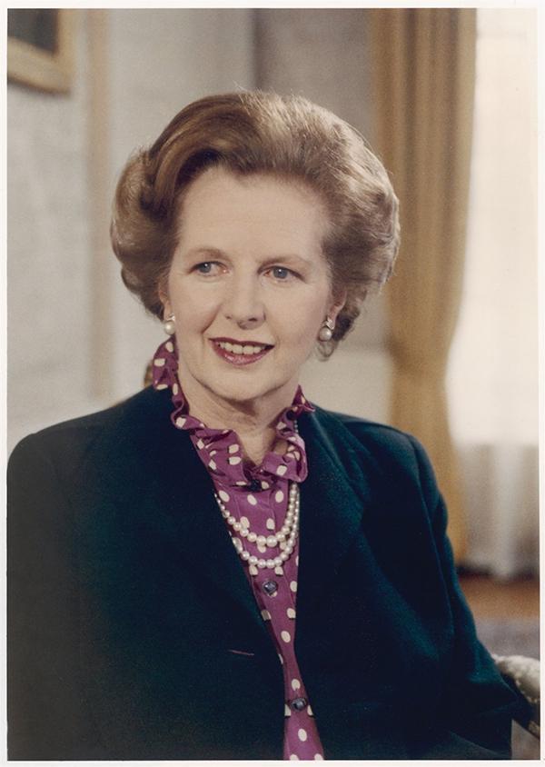 Маргарет Тэтчер (1925–2013)