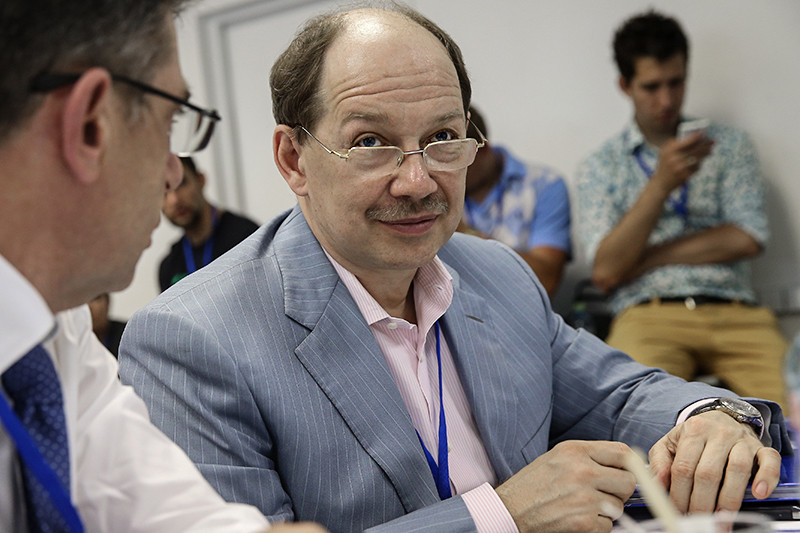 Владимир Малин утверждал, чтосхему продажи «Моего Банка» предложили юристы Фетисова