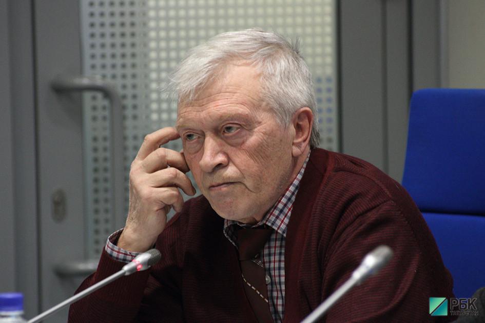 Заместитель председателяГильдии малого и среднего предпринимательства Казани Евгений Иосипов