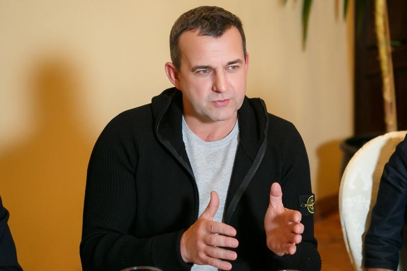 Олег Пономарев, генеральный директор торгового дома «Семья».
